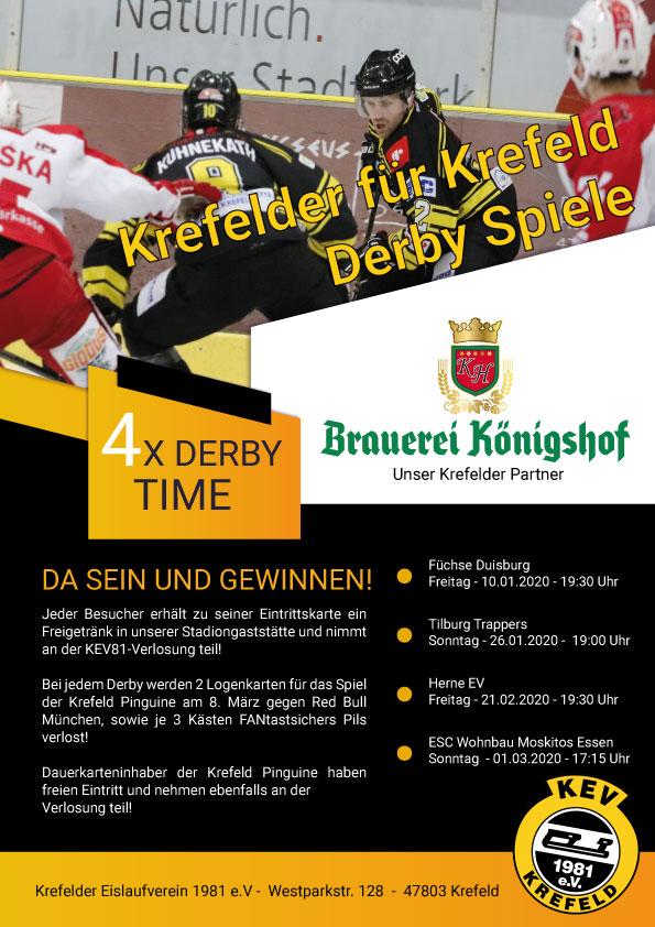 Brauerei-Königshofer-Derby-Spiele